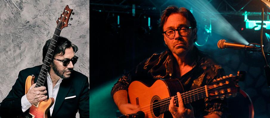 Al Di Meola at Palace of Fine Arts