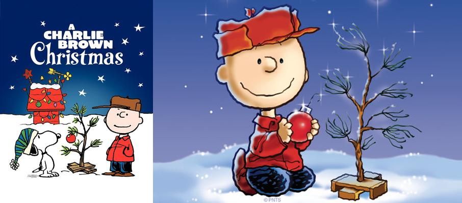 Charlie Brown Christmas at Davies Symphony Hall