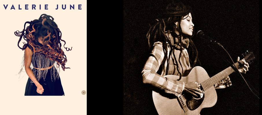 Valerie June at Great American Music Hall
