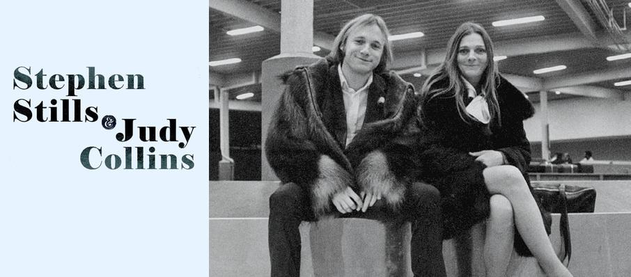 Stephen Stills and Judy Collins at Ruth Finley Person Theater