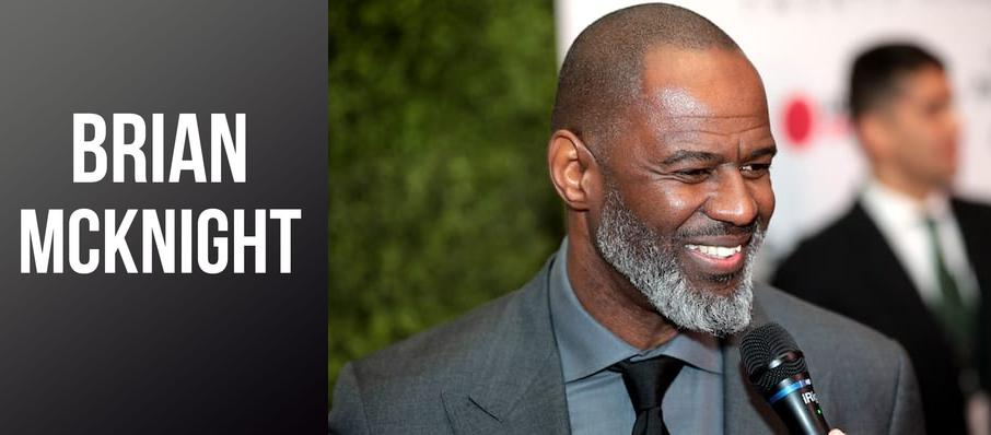 Brian McKnight at The Warfield