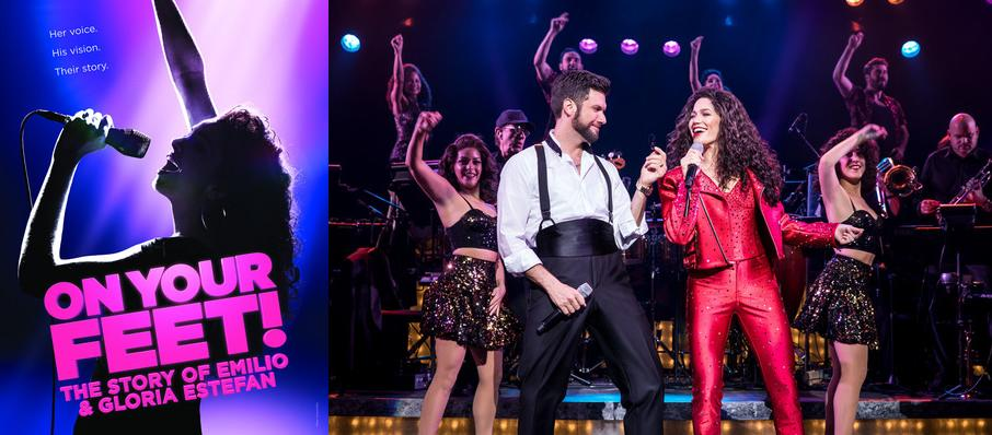 On Your Feet! at Golden Gate Theatre