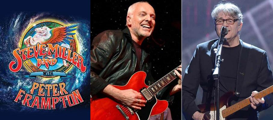 Steve Miller Band with Peter Frampton at Shoreline Amphitheatre