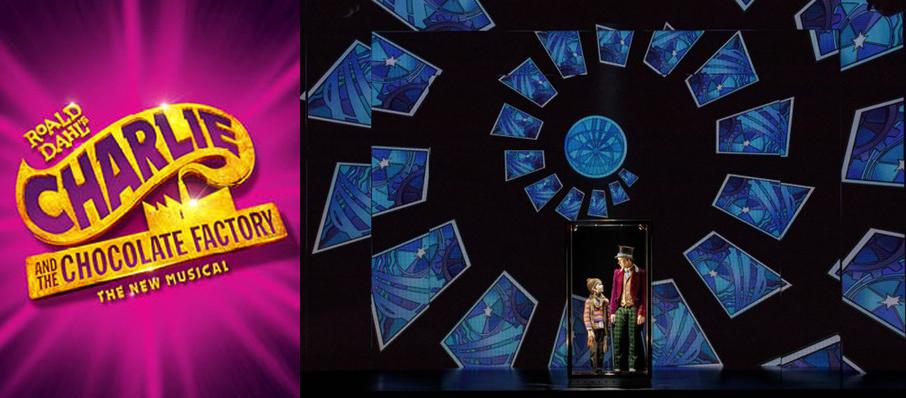 Charlie and the Chocolate Factory at Golden Gate Theatre