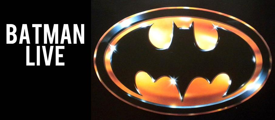 San Francisco Symphony - Batman: Film With Live Orchestra at Davies Symphony Hall