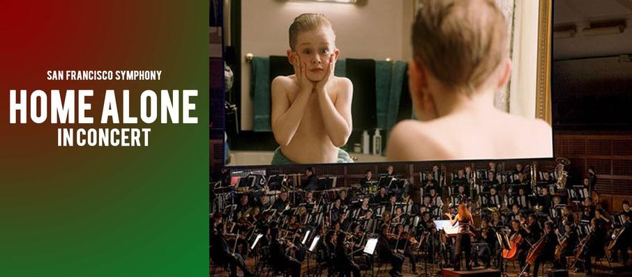 San Francisco Symphony - Home Alone in Concert at Davies Symphony Hall