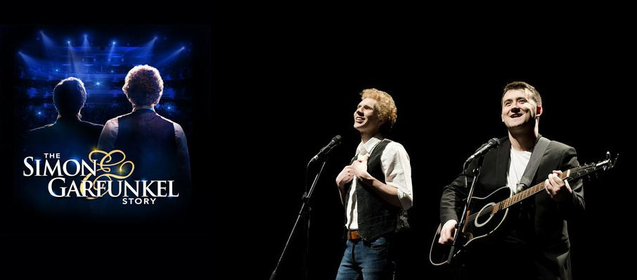 The Simon and Garfunkel Story at Golden Gate Theatre