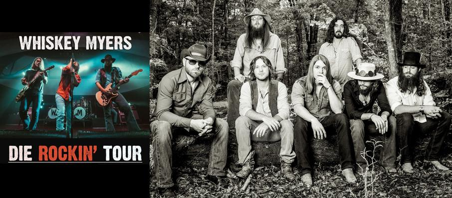 Whiskey Myers at The Catalyst
