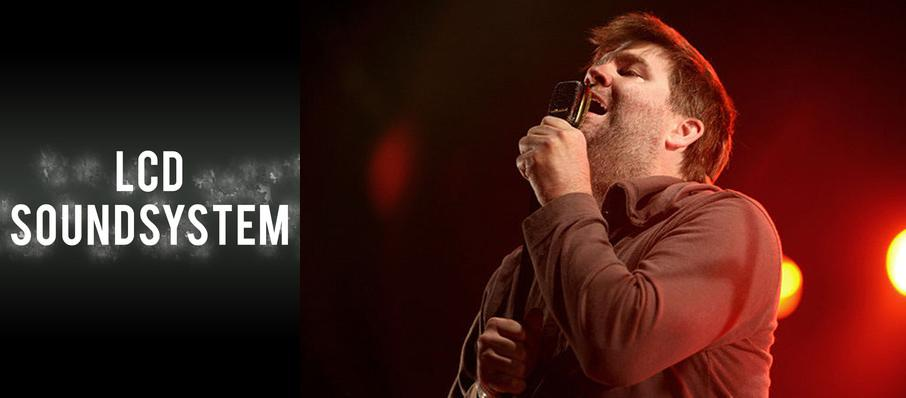 LCD Soundsystem at Bill Graham Civic Auditorium