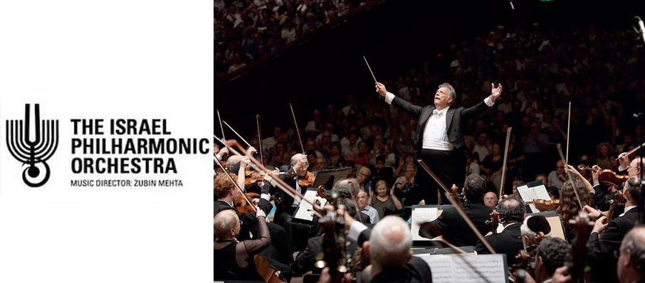 Israel Philharmonic Orchestra at Davies Symphony Hall