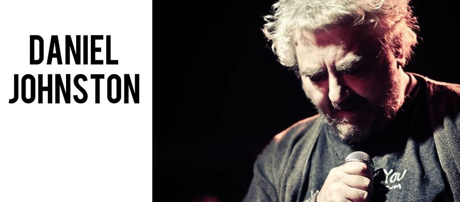 Daniel Johnston at Herbst Theater