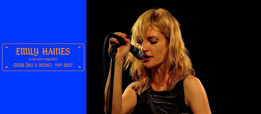 Emily Haines at Great American Music Hall