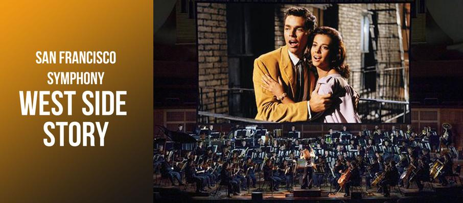 San Francisco Symphony - West Side Story at Davies Symphony Hall