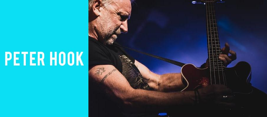 Peter Hook at The Warfield