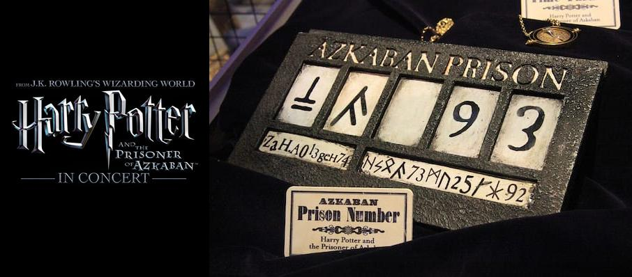 Harry Potter and the Prisoner of Azkaban in Concert at Davies Symphony Hall