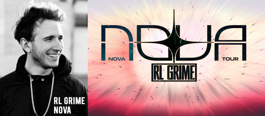 RL Grime at Bill Graham Civic Auditorium