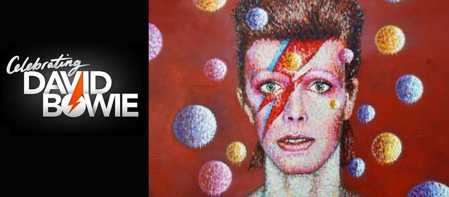 Celebrating David Bowie at Ruth Finley Person Theater