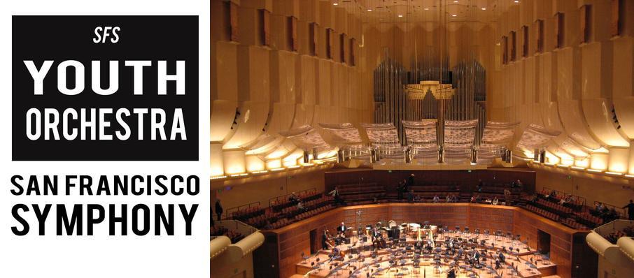 San Francisco Symphony Calendar.San Francisco Symphony Youth Orchestra Tickets Calendar Jun 2019