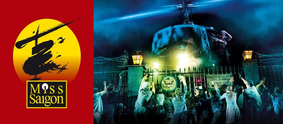 Miss Saigon at Orpheum Theatre