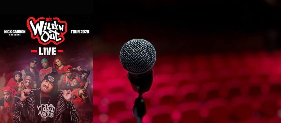 Wild N Out at Oakland Arena