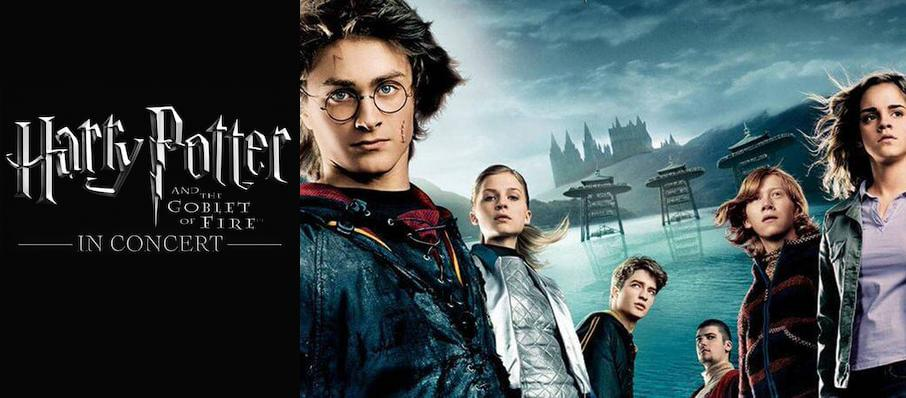 Harry Potter and the Goblet of Fire in Concert at Davies Symphony Hall