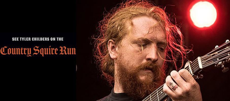 Tyler Childers at Fox Theatre Oakland