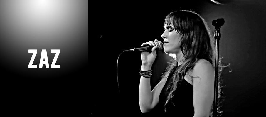 Zaz at Fox Theatre Oakland