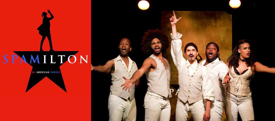 Spamilton at A.C.T. Strand Theater