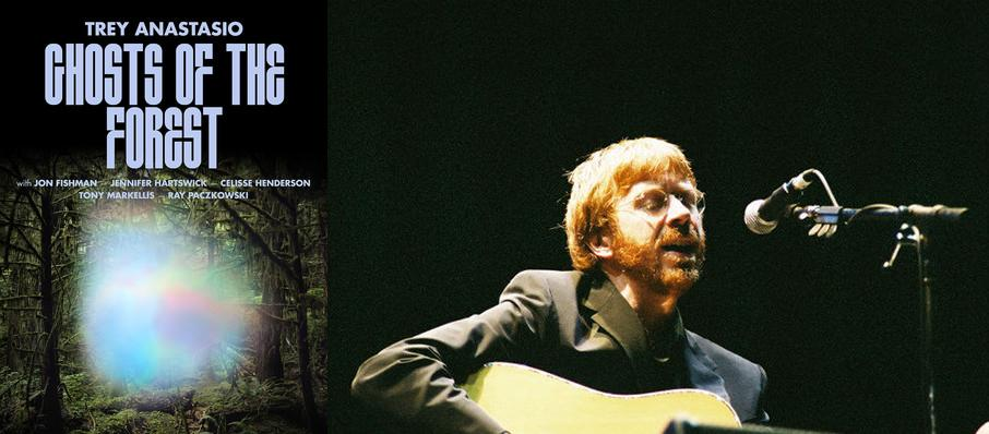 Ghosts of the Forest - Trey Anastasio at The Greek Theatre Berkley