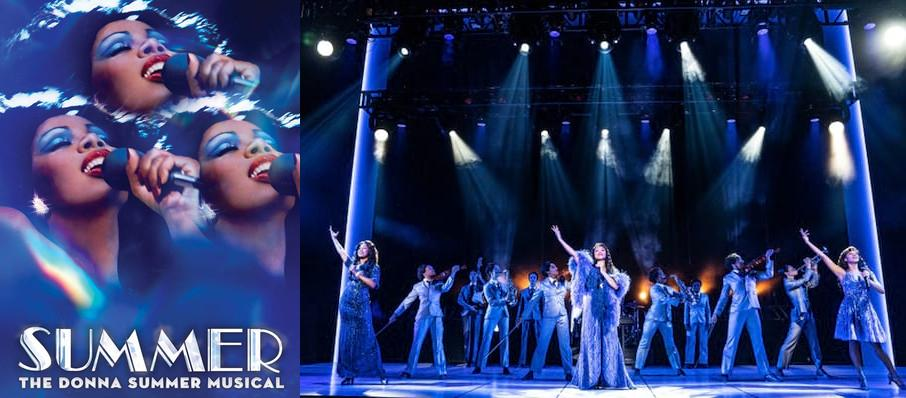 Summer: The Donna Summer Musical at Golden Gate Theatre
