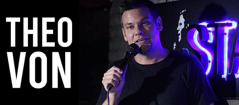 Theo Von at Cobbs Comedy Club