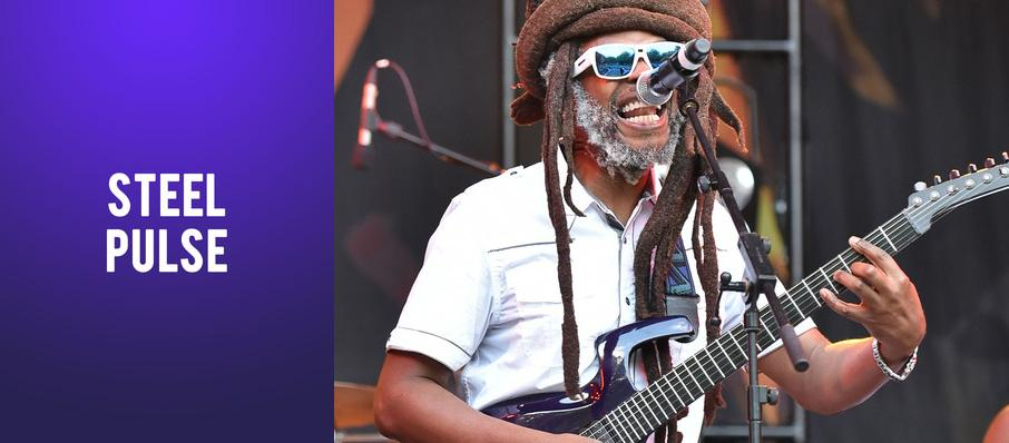 Steel Pulse at The Catalyst