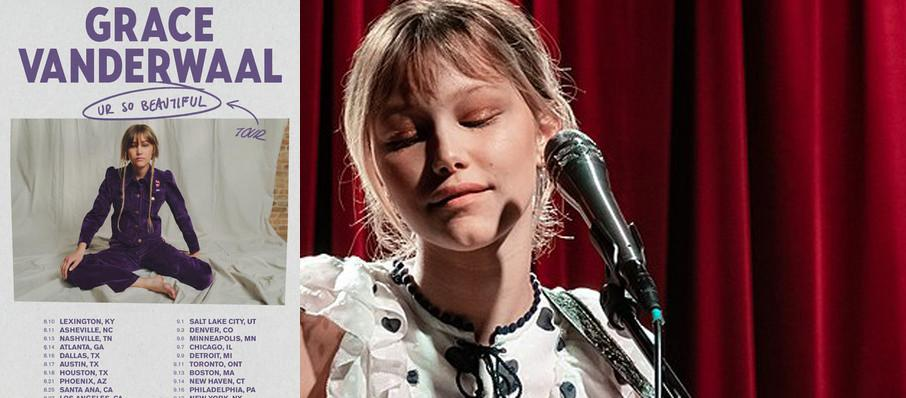 Grace Vanderwaal at The Fillmore