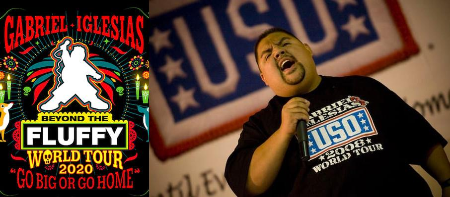Gabriel Iglesias at Chase Center