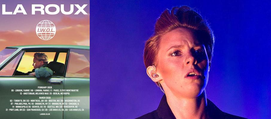 La Roux at Regency Ballroom