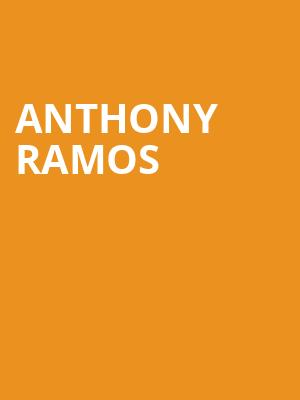 Anthony Ramos at August Hall