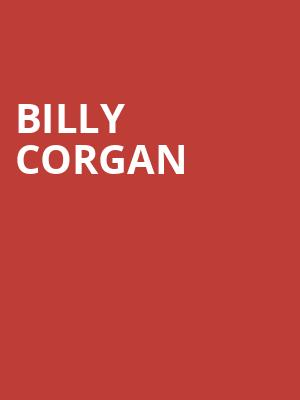 Billy Corgan at Herbst Theater