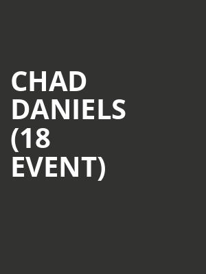 Chad Daniels (18+ Event) at Punch Line Comedy Club