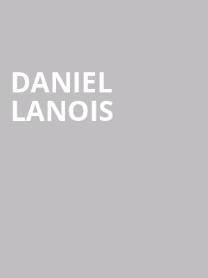 Daniel Lanois at Great American Music Hall