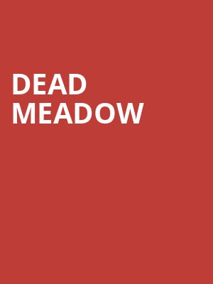 Dead Meadow at The Chapel