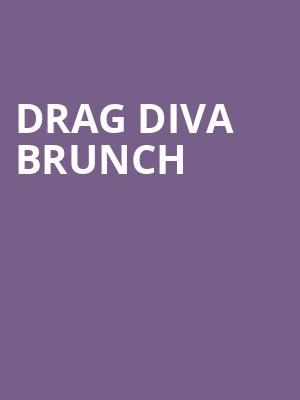 Drag Diva Brunch at Cobbs Comedy Club