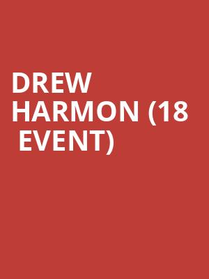 Drew Harmon (18+ Event) at Punch Line Comedy Club
