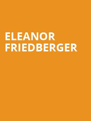 Eleanor Friedberger at August Hall