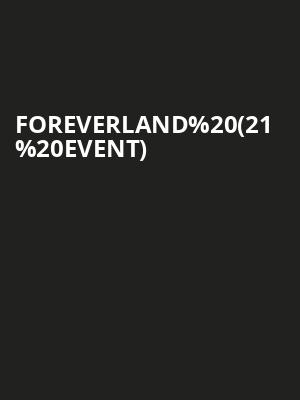 Foreverland (21+ Event) at Bimbos 365 Club