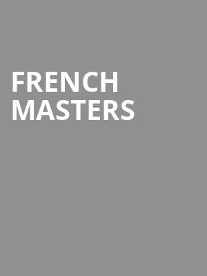 French Masters at Davies Symphony Hall