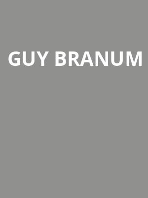 Guy Branum at Punch Line Comedy Club