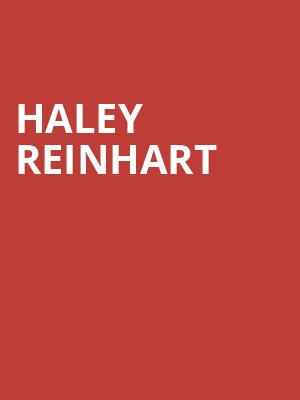 Haley Reinhart at Great American Music Hall