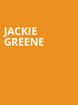 Jackie Greene at The Warfield