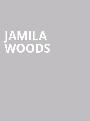 Jamila Woods at Great American Music Hall