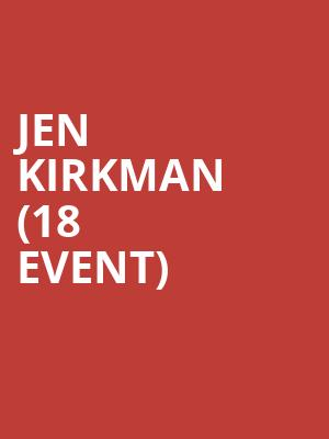 Jen Kirkman (18+ Event) at Cobbs Comedy Club